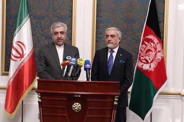 Abdullah hails economic prospects of Tehran-Kabul coop.