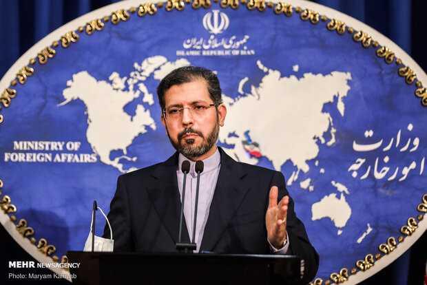 Iran emphasizes political settlement for Libya's crisis