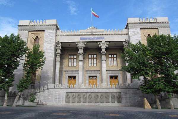 Iran summons French charge d'affaires