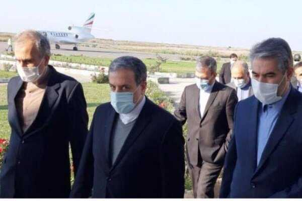 Araghchi visits NW borders, says security Iran's redline