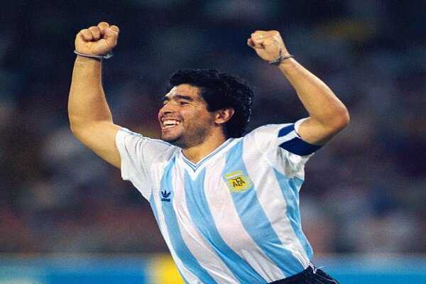 Argentinian football legend Diego Maradona dies at 60