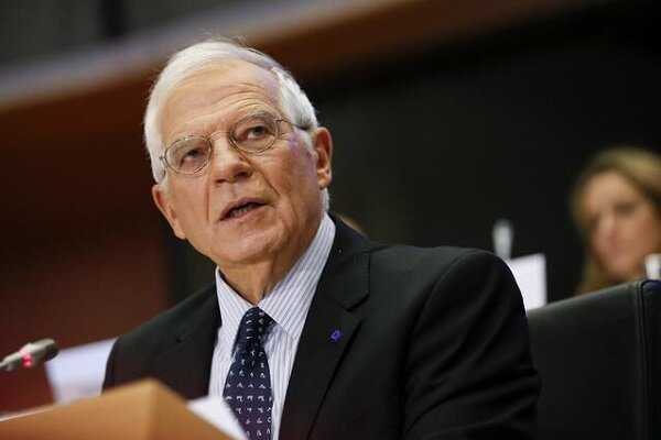 Iranians can rightly feel cheated: Josep Borrell