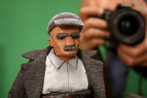 'The Switchman' wins best animation prize of FluXus
