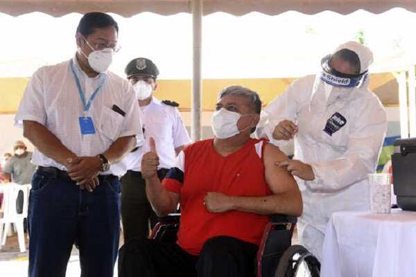 Mass vaccination campaign kicked off in Bolivia
