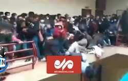 VIDEO: Seven students killed in Bolivia after railing snaps