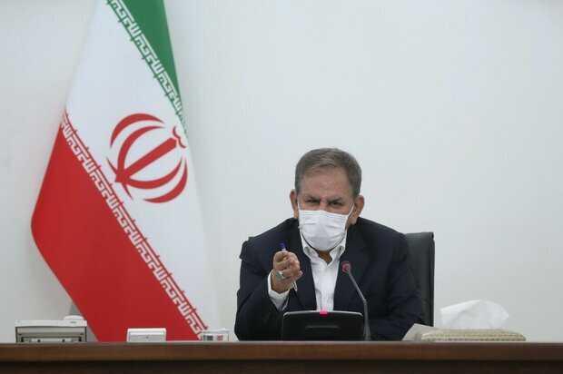 Imposing sanctions against Iran ineffective: Jahangiri