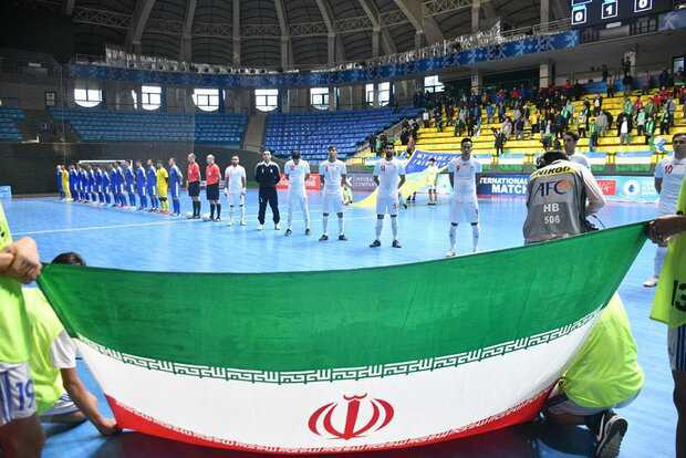 Thailand invites Iran for 8-nation futsal cup