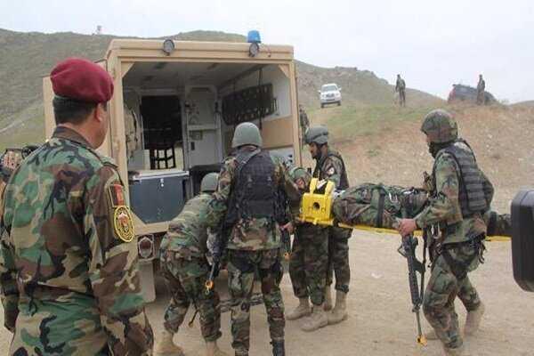 Taliban Attack in Balkh kills 10 ANA members