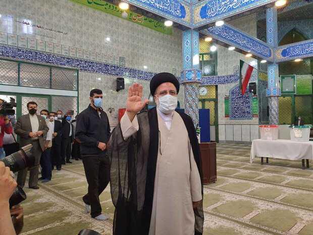 World leaders congratulate Iran's President-elect Raeisi