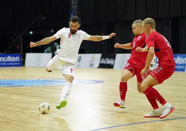 Iran into final of Continental Futsal C'ship