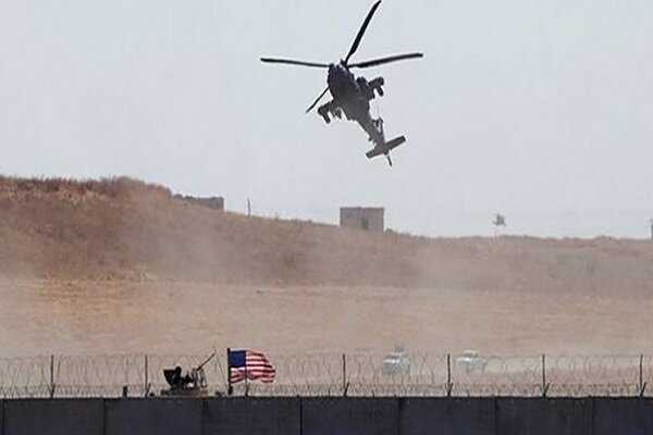 American troops abduct two people in northeast Syria