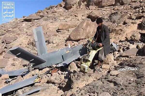 VIDEO: Moment when Yemeni air defense shoots down Saudi UAV