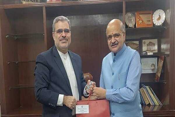 Official says India ready, serious to expand ties with Iran