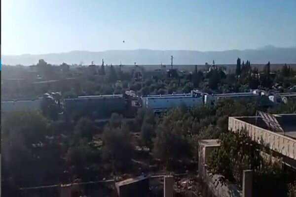Iranian oil tankers arrive in Lebanon