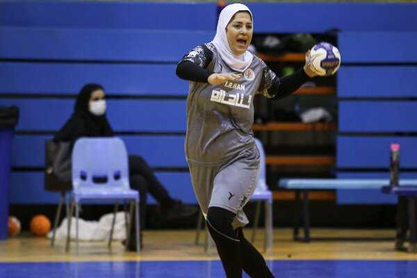 Iran women's handball team into world cup in Spain
