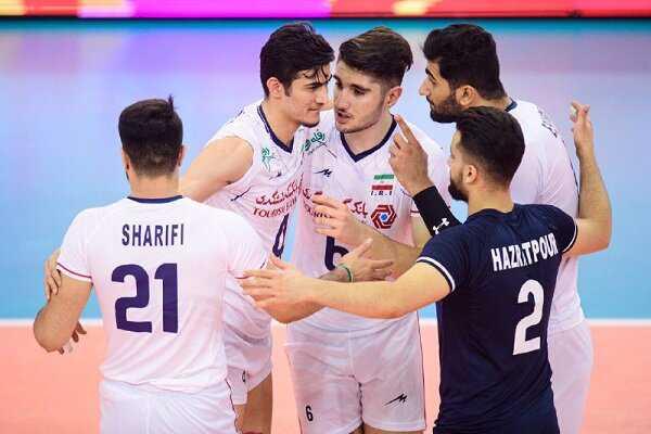 Iran overpower Morocco at 2021 FIVB U21 World C'ship