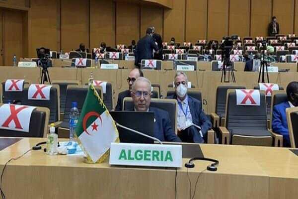 Algeria expresses regret over Israeli regime membership in AU