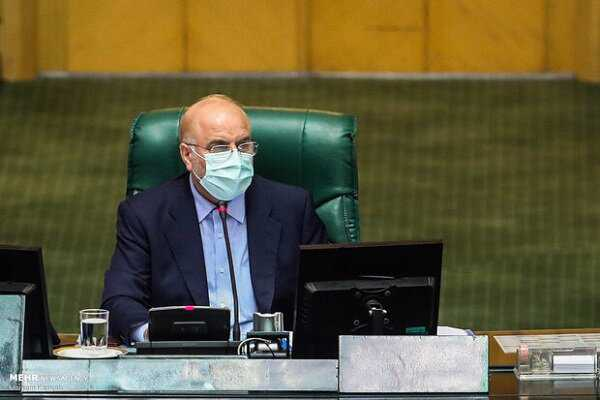 Iran backing regional peace, security: Ghalibaf