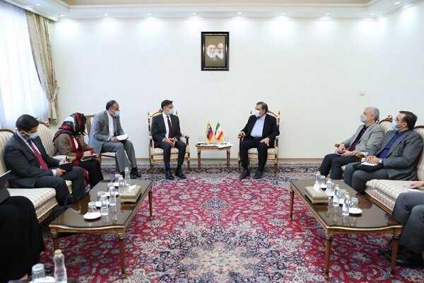Iran to stand by Venezuela in economic development field