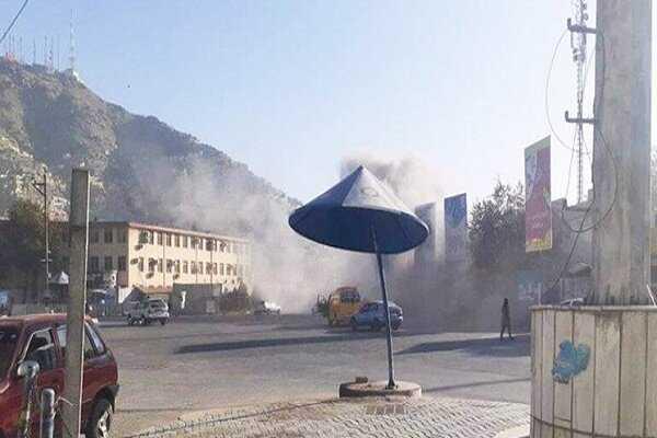 Two Taliban members injured in Kabul blast