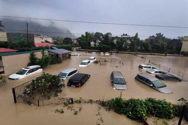 At least 116 die as floods, landslides devastate India, Nepal