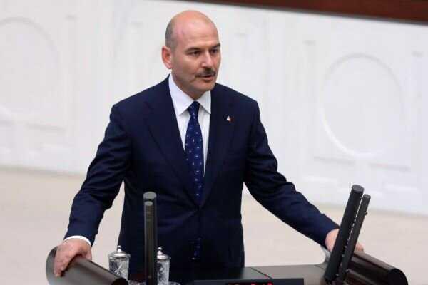 Turkish Interior Minister arrives in Tehran