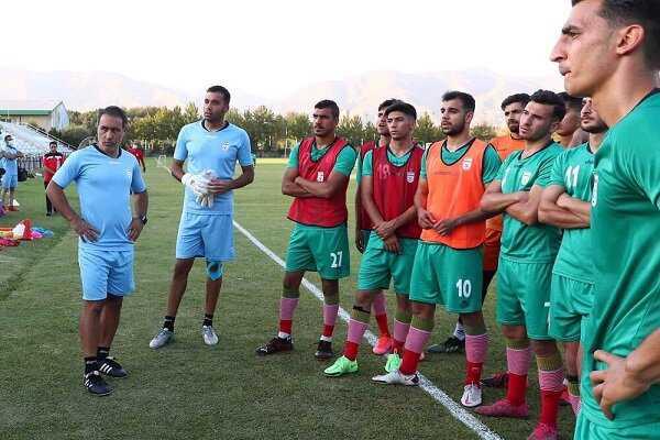 Iran announces team for 2022 AFC U23 Asian Cup qualification