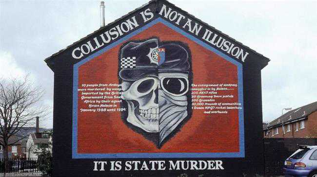 More evidence emerges of state collusion with Loyalists