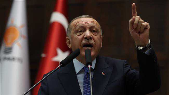 Erdogan says won't meet Pence, Pompeo on Ankara visit