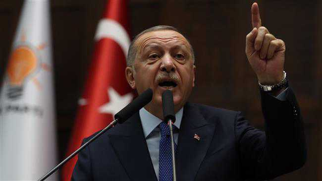 Erdogan rejects US ceasefire suggestion