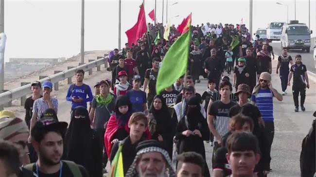 Arba'een: Millions of Iranian pilgrims converge on Karbala
