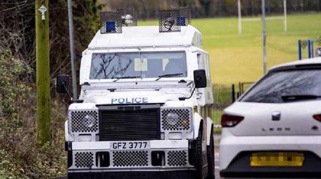 PSNI under attack in Northern Ireland