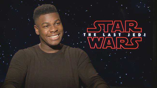 Boyega: Some Americans don't know black people live in London