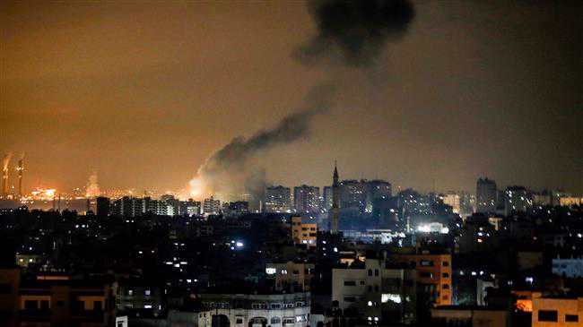 Israel carries out new airstrikes on besieged Gaza Strip