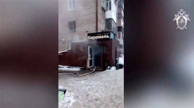 5 killed as burst hot water pipe floods Russian hotel