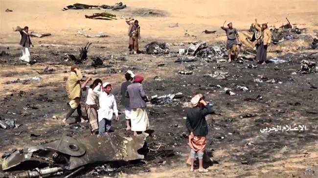 Dozens of Yemeni civilians killed in Saudi-led raids