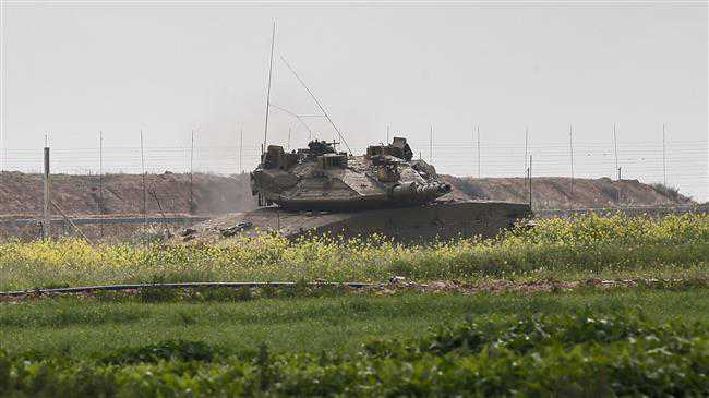 Israeli forces shoot dead two Palestinians near Gaza fence