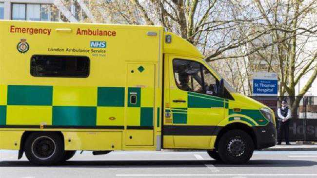 London Ambulance contractor 'stole face masks'