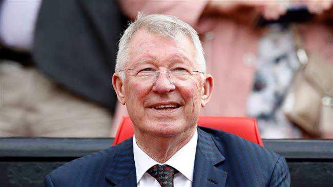 Sir Alex Ferguson thanks NHS
