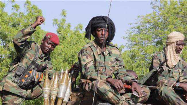Chad army says 52 troops, 1,000 Takfiri militants killed in offensive