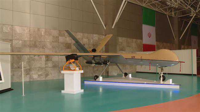 Iran's IRGC Aerospace Force unveils drones, missiles in exhibition