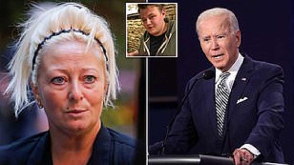 Harry Dunn's mum reaches out to Joe Biden