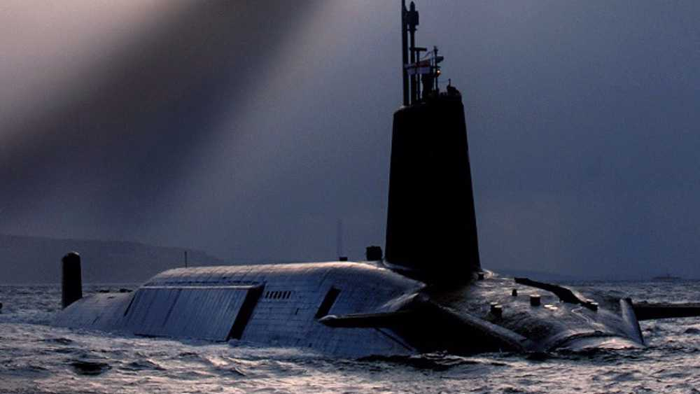'Drunken' submariner raises doubts about safety of UK's nuclear deterrence