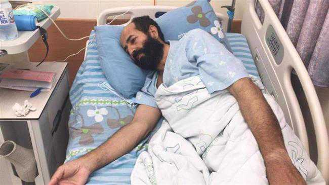 Palestinian hunger-striking inmate may die any moment: Report