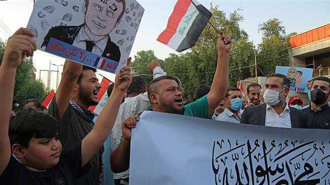 Anger, boycott calls grow in Muslim world after Macron attacks Islam