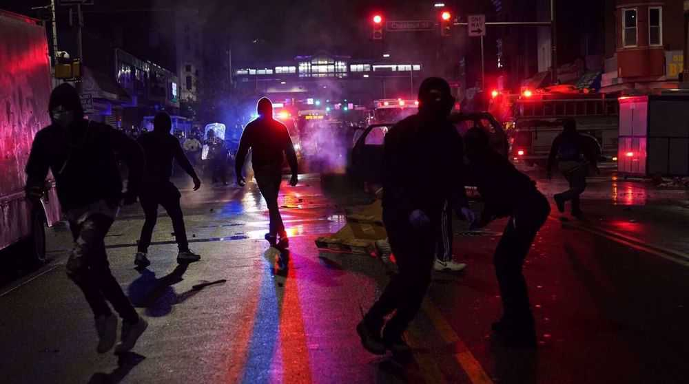 Angry protests erupt after US police killing of another African-American