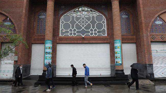 Iran goes into two-week lockdown amid COVID resurgence