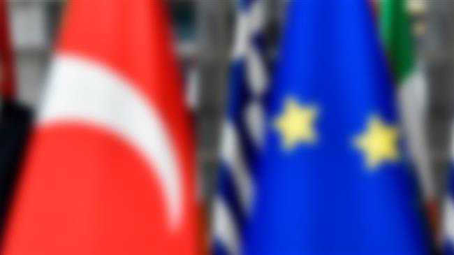 Erdogan: Turkey sees its future in Europe