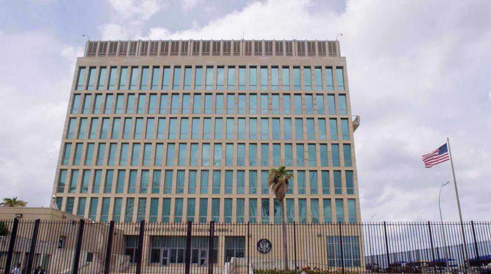 'RF causing illness targeting US diplomats in China, Cuba'