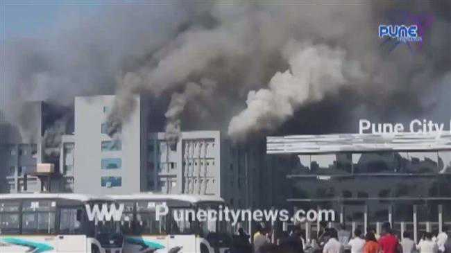 Fire breaks out at plant owned by Indian vaccine maker